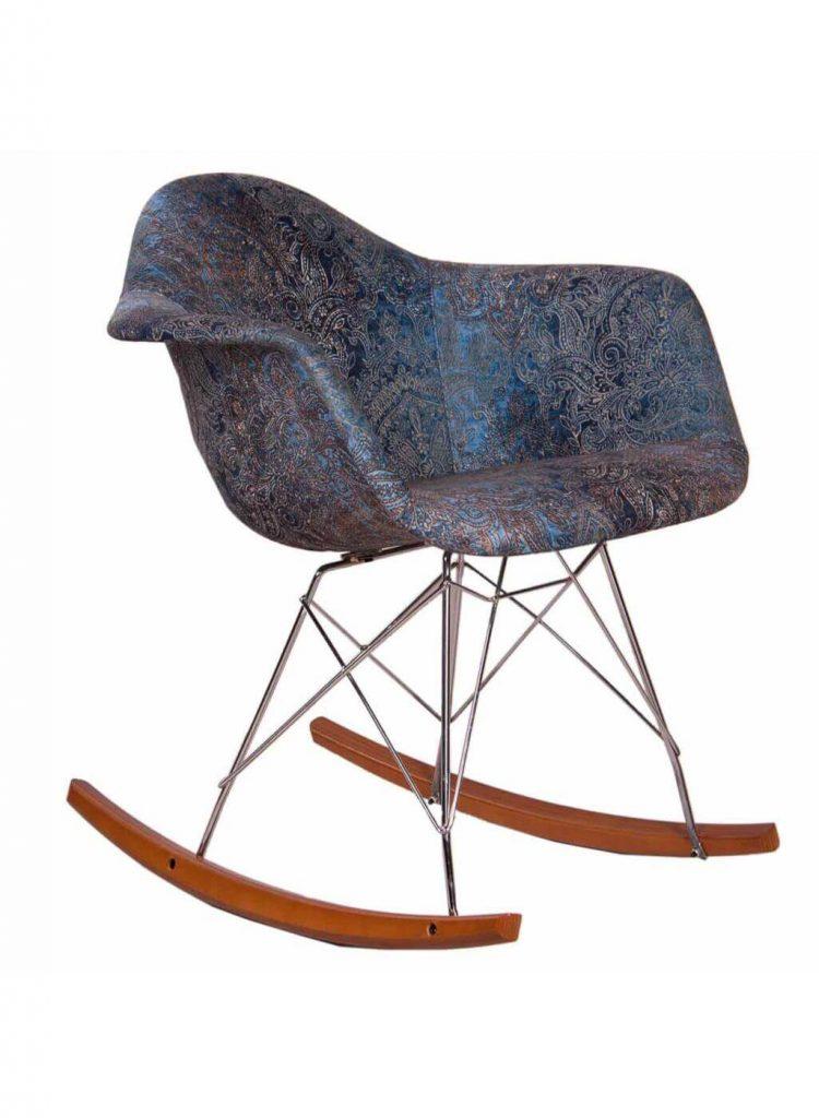 صندلی راک تشک دار