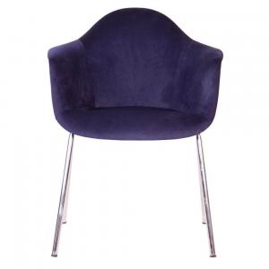 صندلی مدرن پایه فلزی ایزی مدل Et62-تشکدار