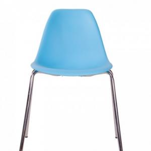 صندلی ارزان رستورانی پایه فلزی داووس مدل DA62