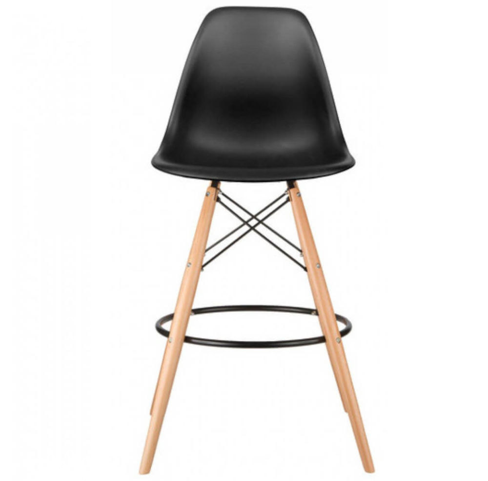 صندلی اپن چوبی مدرن داووس