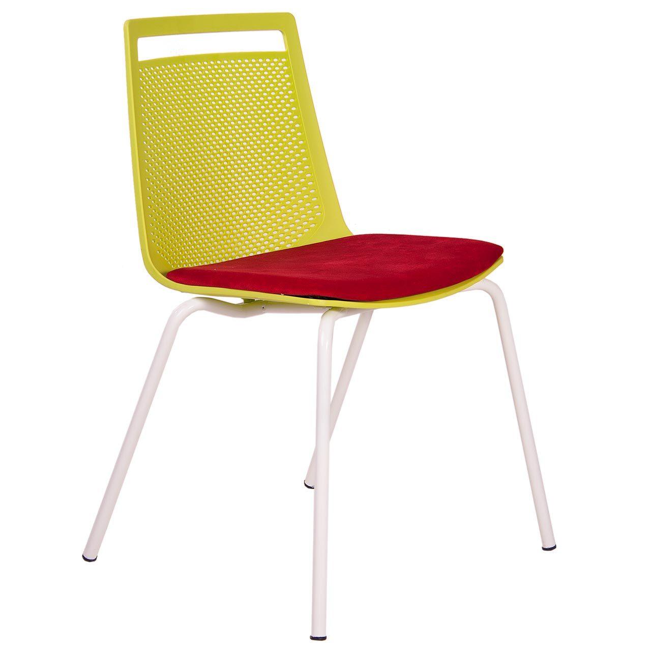 صندلی رستورانی آکامی مدل AK62-تشکدار